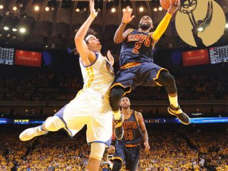 Follow my Lead: The Story of the 2016 NBA Finals
