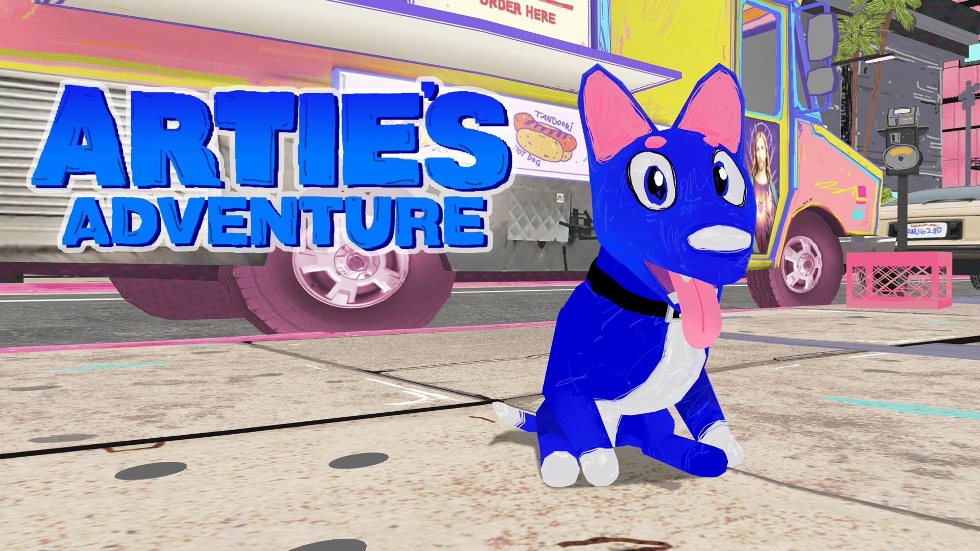 Artie's Adventure poster