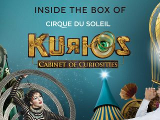 Cirque du Soleil: Inside the Box of KURIOS