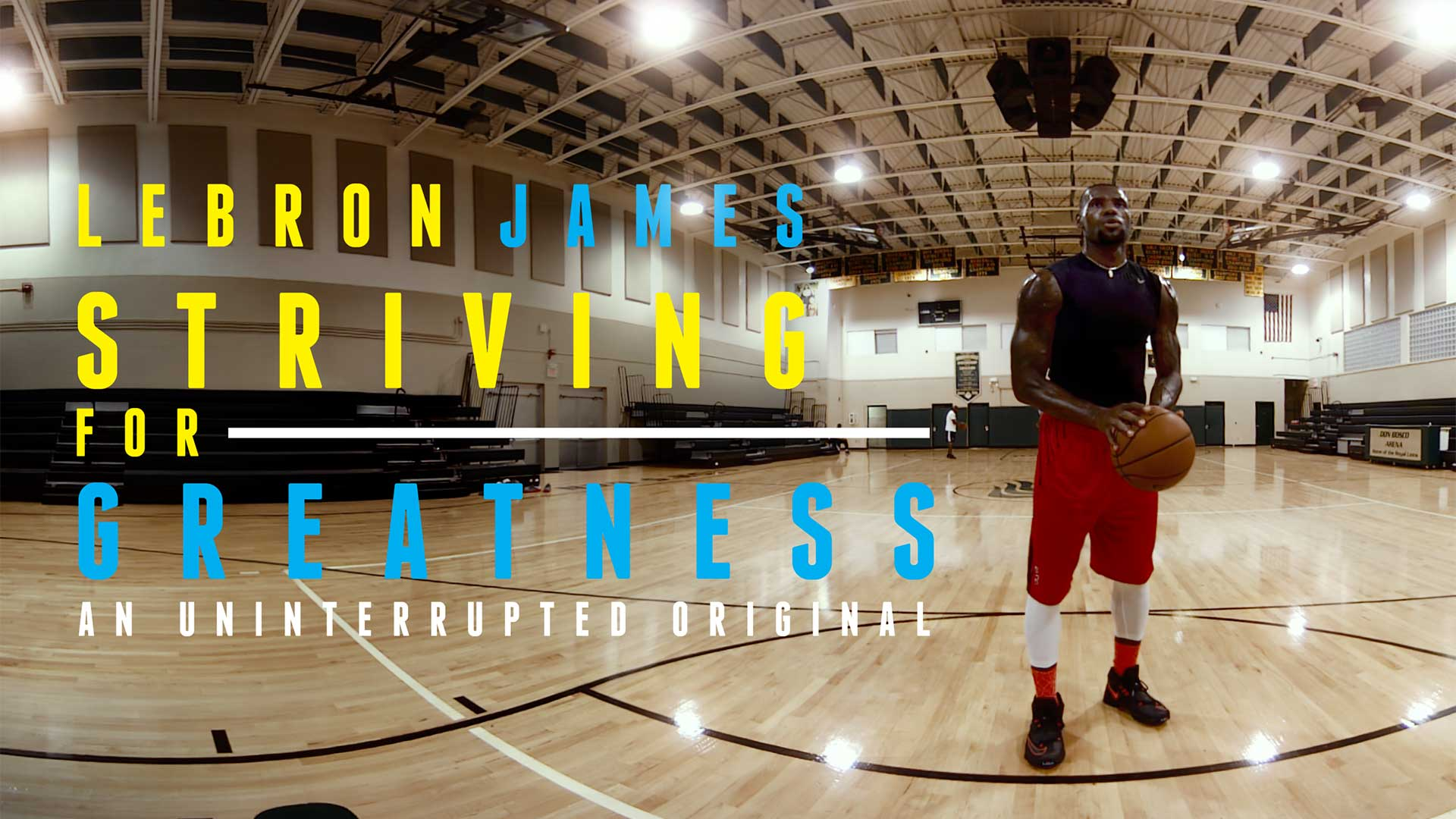 Lebron James: Striving for Greatness