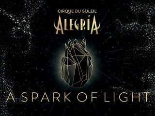 Cirque du Soleil's Alegría - A Spark of Light