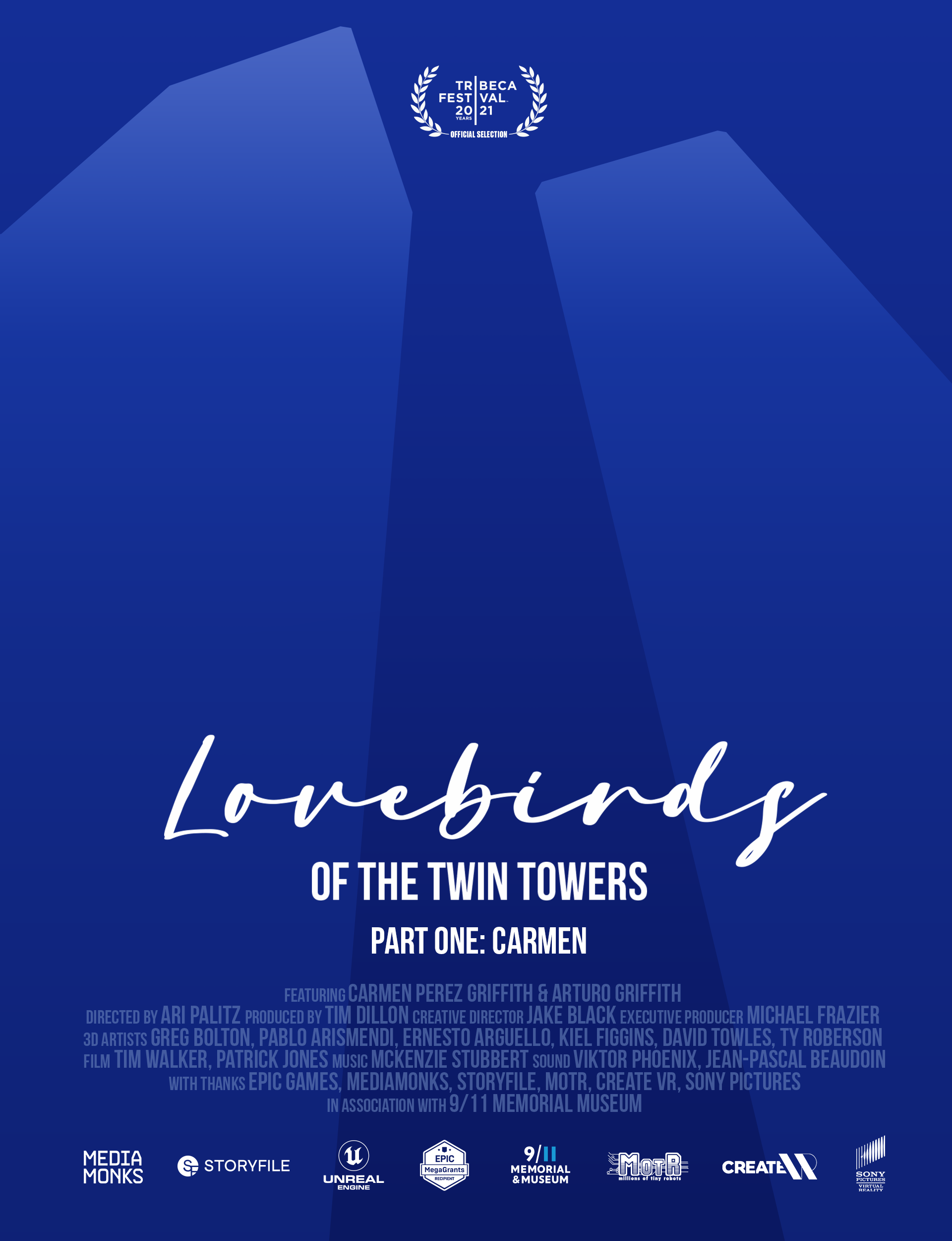 Lovebirds of the TwinTowers