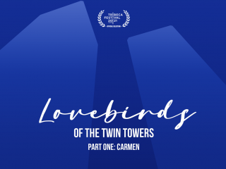 Lovebirds of the Twin Towers